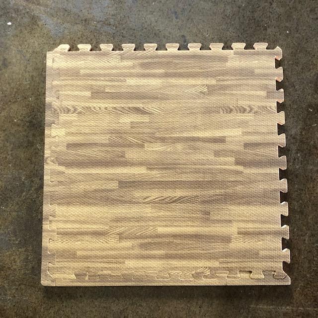 2'x2' Soft Wood Flooring tile