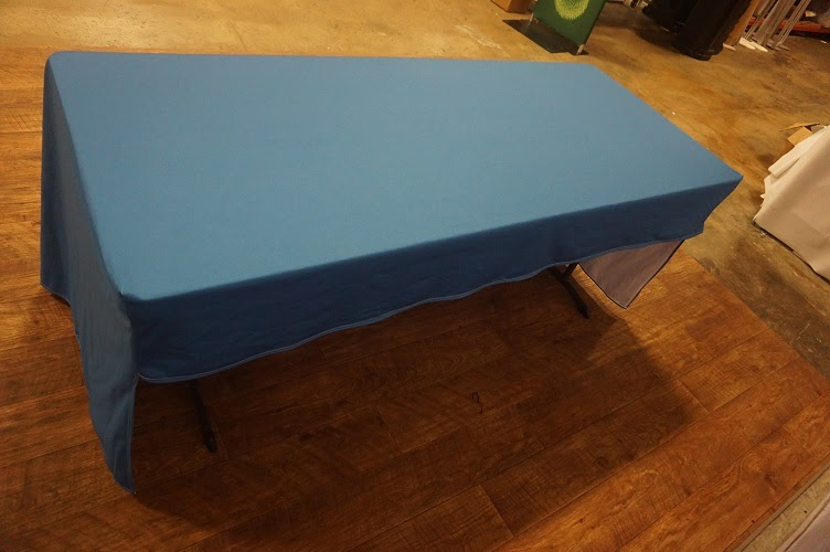 Back image of a economy style table cover