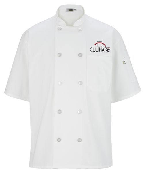 Branded Chef Coat Image