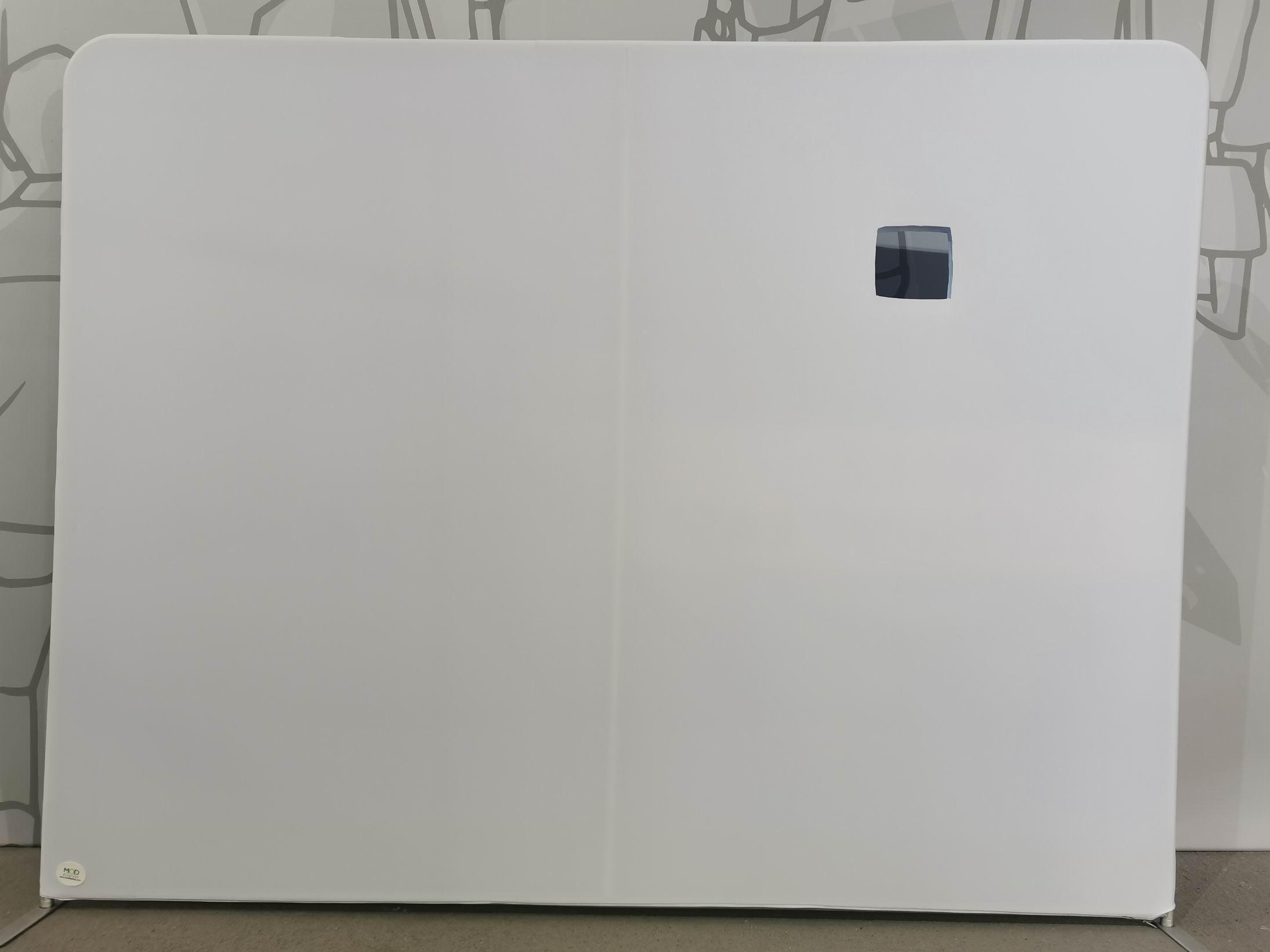 10ft Wavelne Media Trade Show Display back wall back production photo