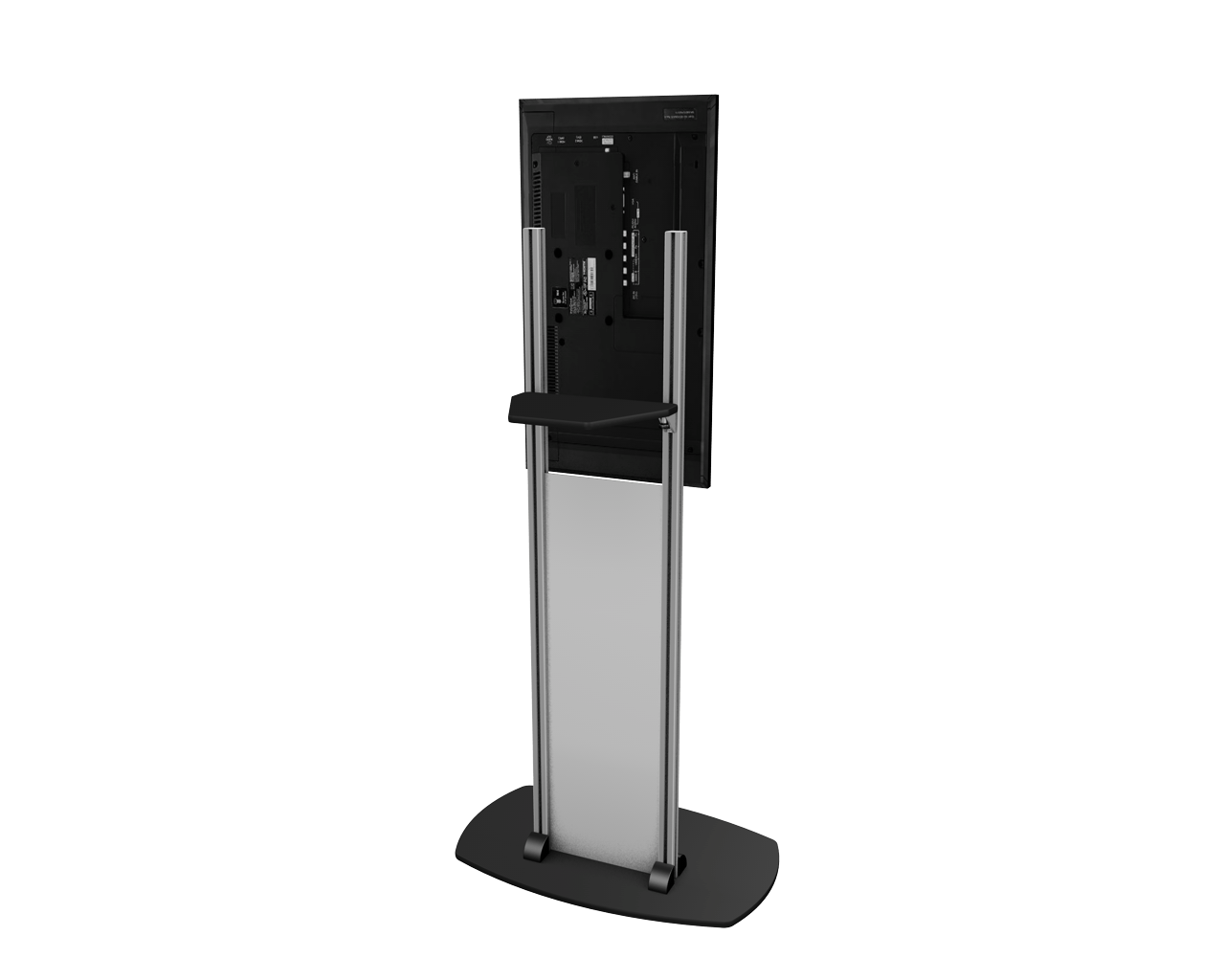 EX.TV5 Vertical Monitor Stand