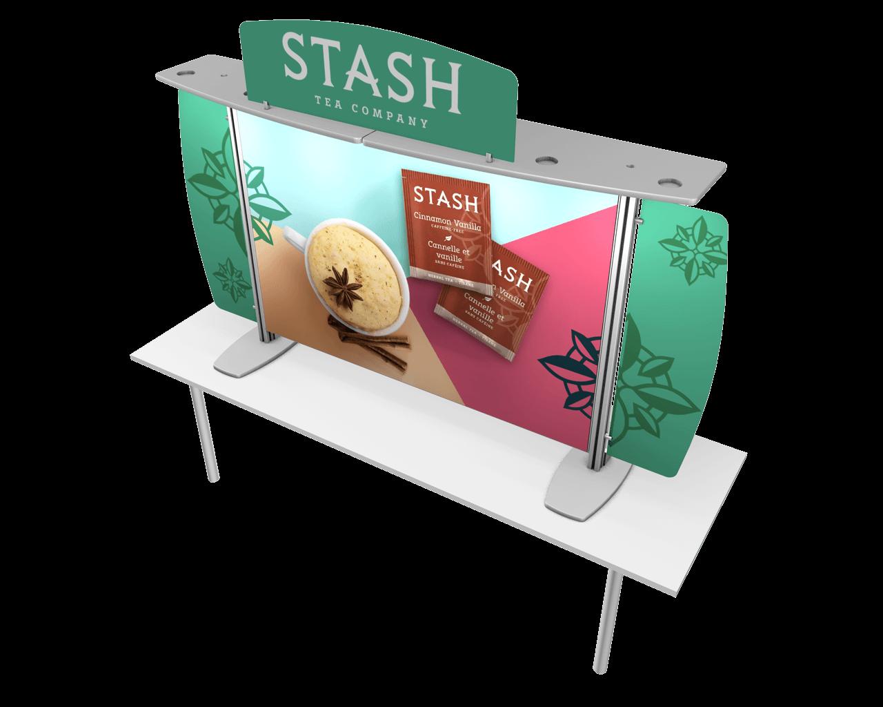 Exhibitline EX1 Tabletop Display