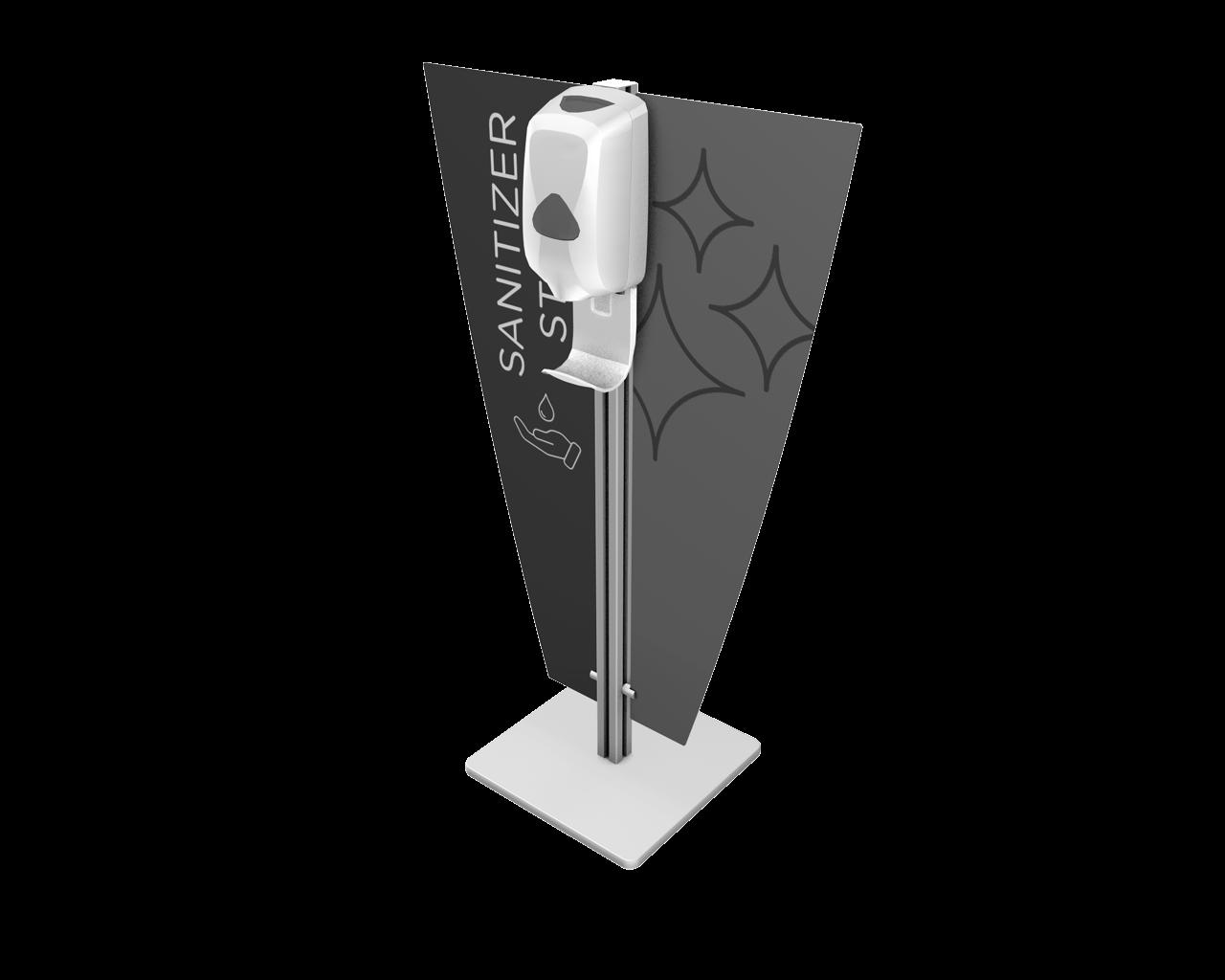 XVline XV.HS.2 Hand Sanitizer Station