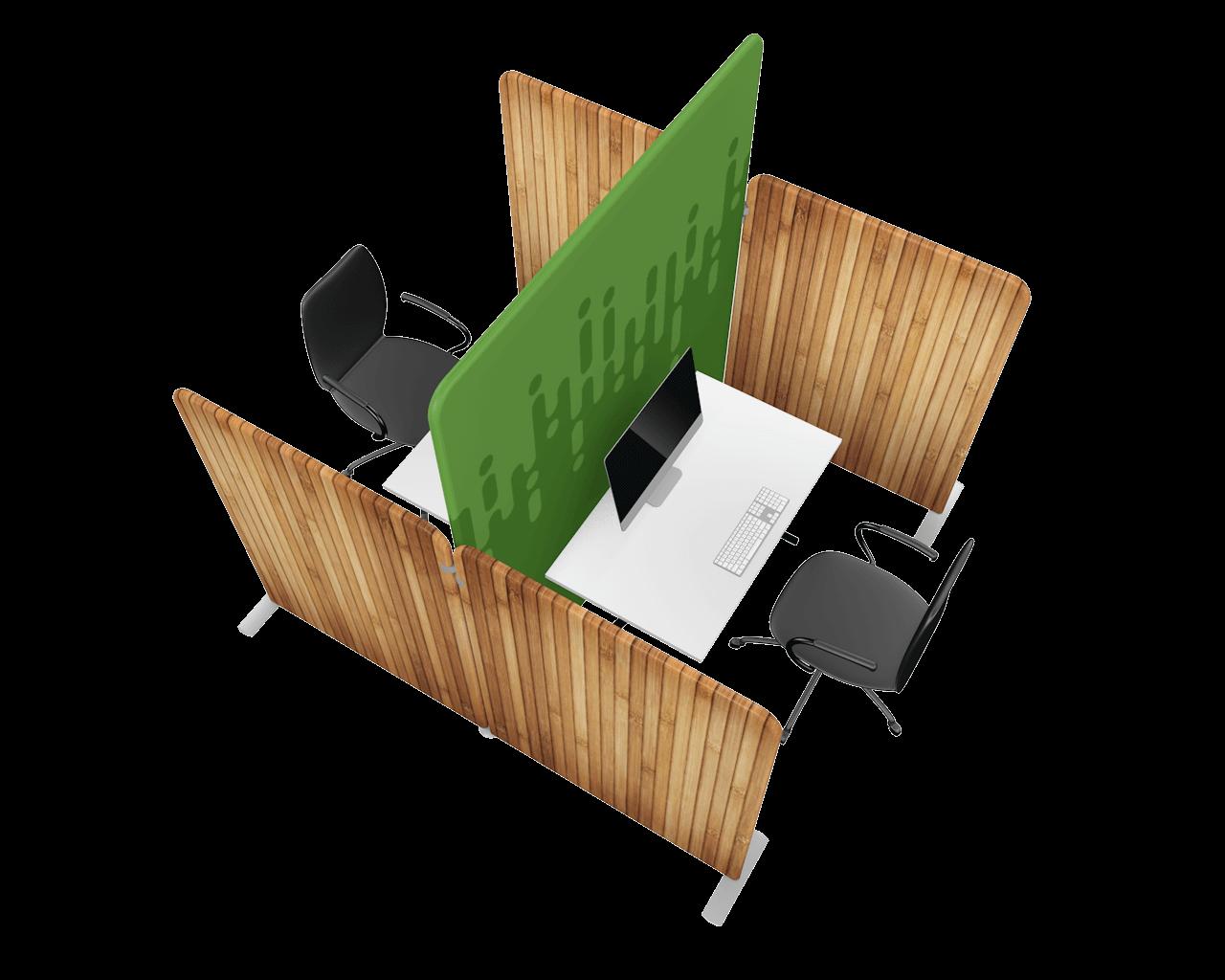Workplace Divider Kit 3