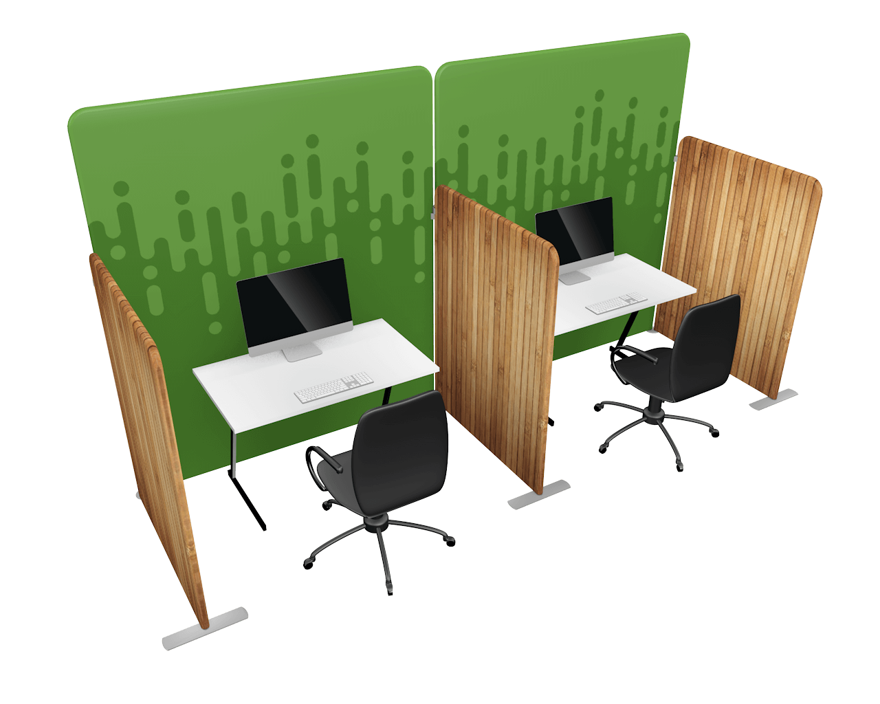 Workplace Divider Kit 1