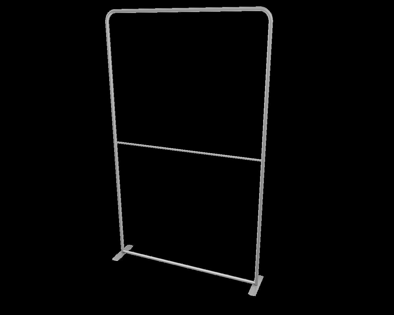 Waveline Media Panel L Frame