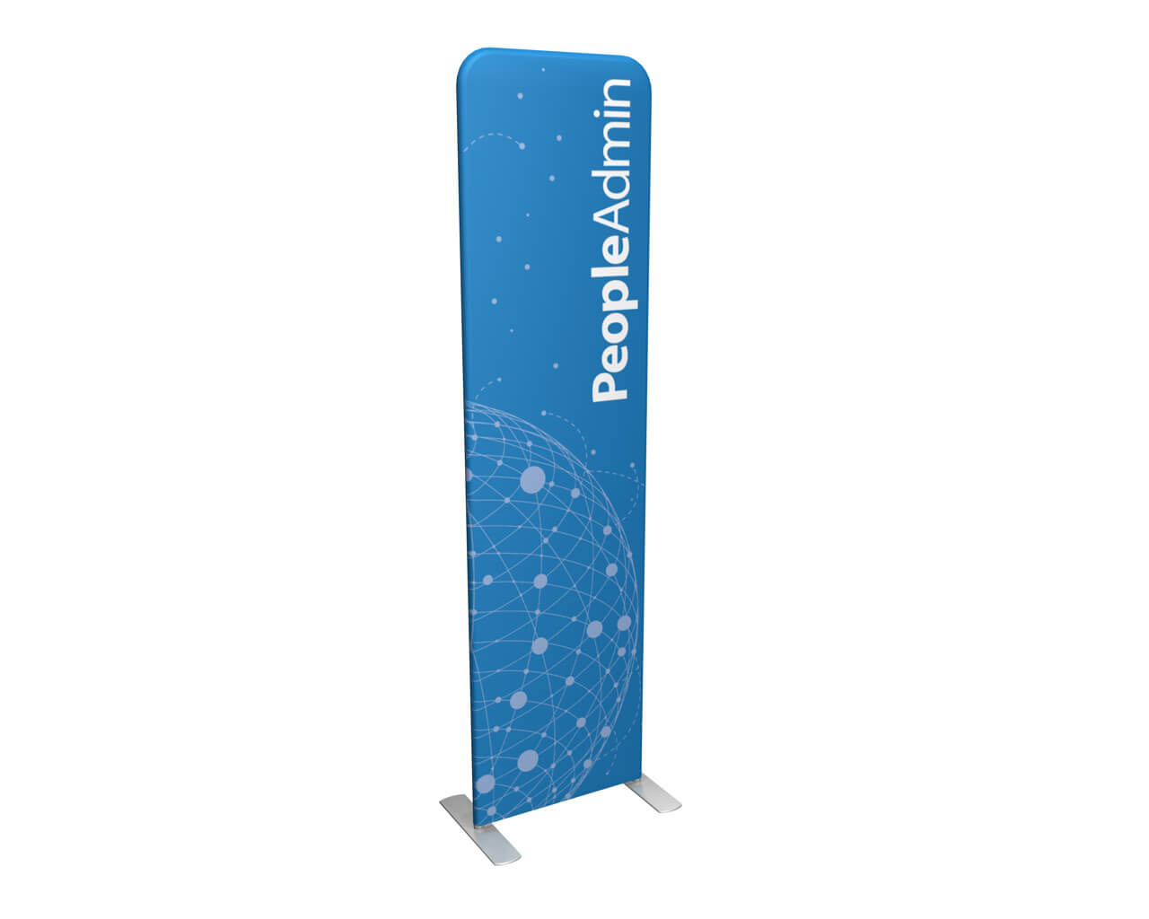 """Waveline 24"""" Double-Sided Banner Graphic"""