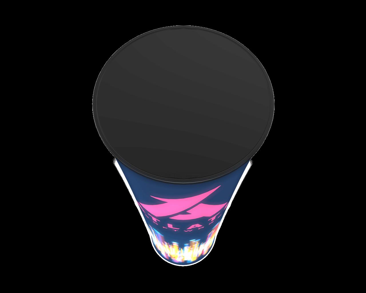 Wavelight Air Backlit Tower - Circular