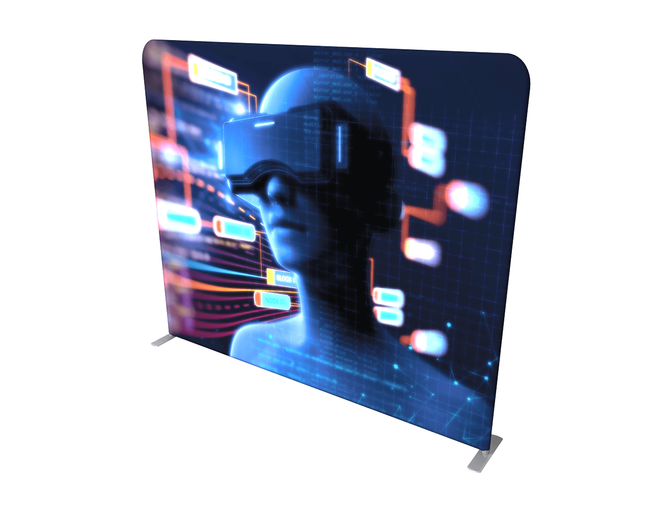 Wavelight 10ft Backlit Panel