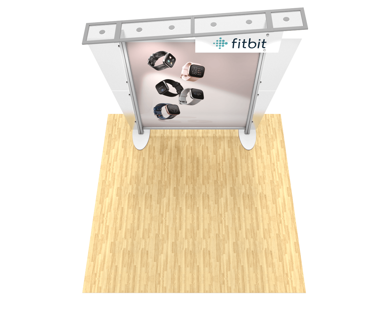 XVline XVs 10ft Trade Show Display Model