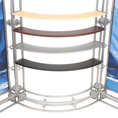 Orbital Truss Internal Shelf