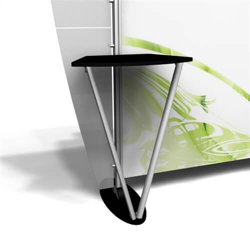 Exhibitline V-Leg Counter