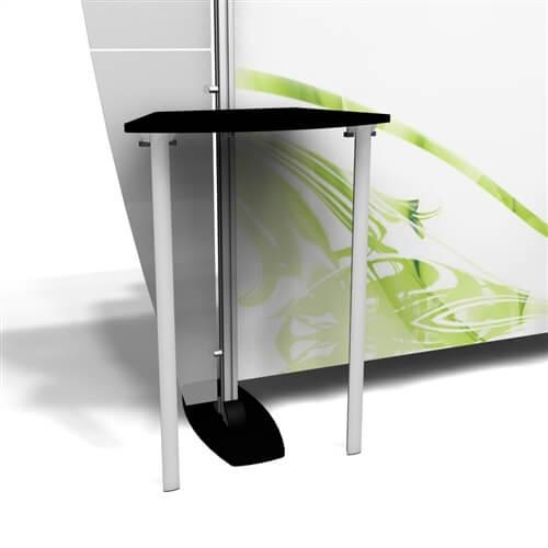 Exhibitline Straight Leg Counter