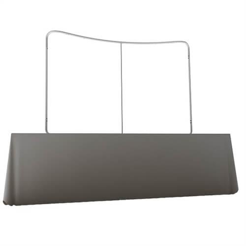 Waveline 8ft Tabletop Curved Frame