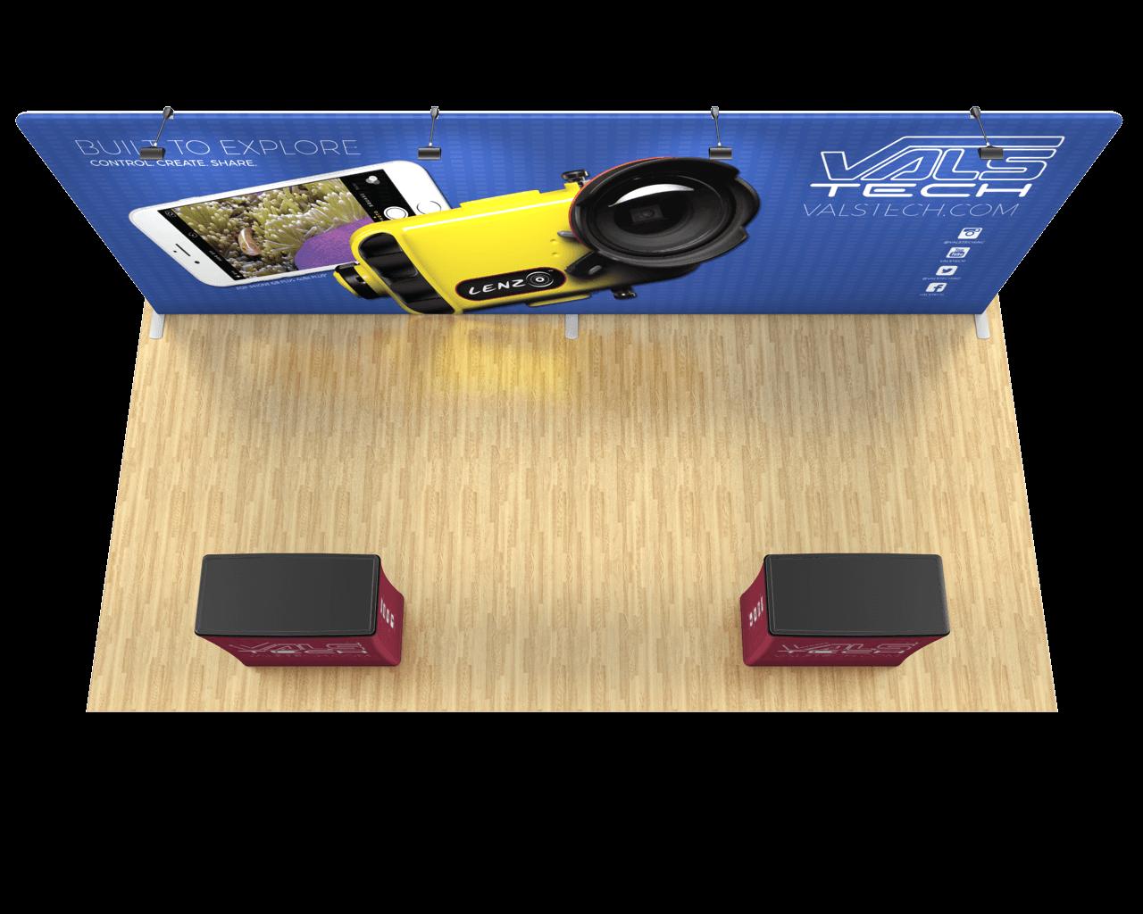 Waveline 20ft Flat Kit