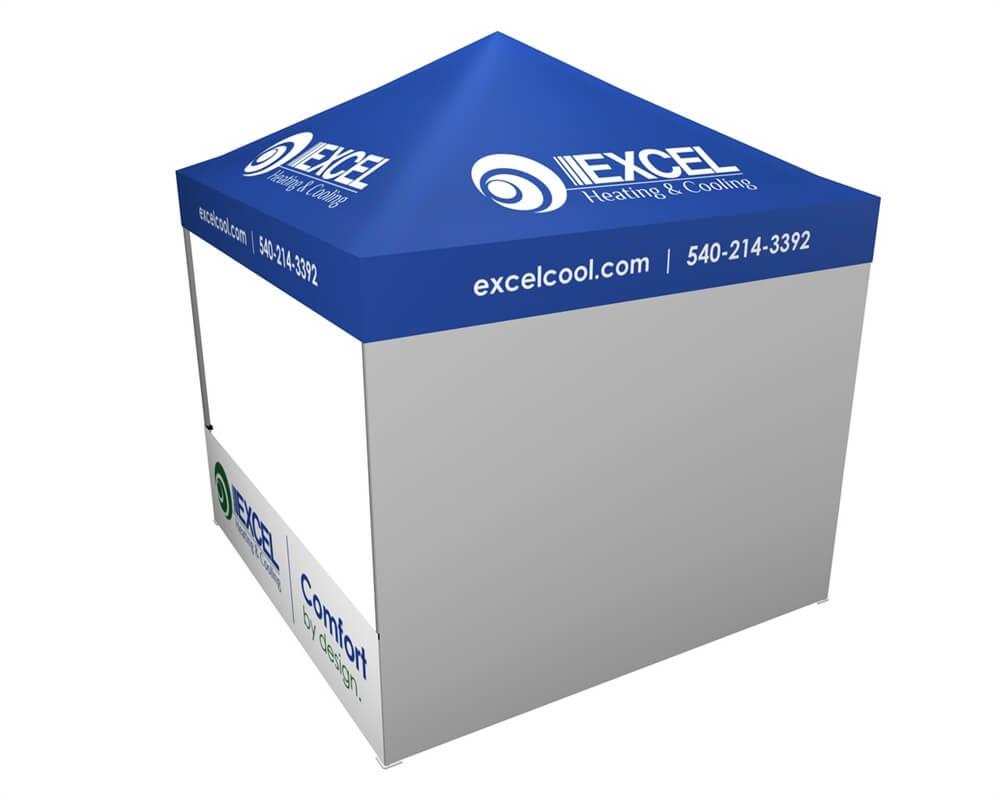 10x10 Pop-up Tent Kit
