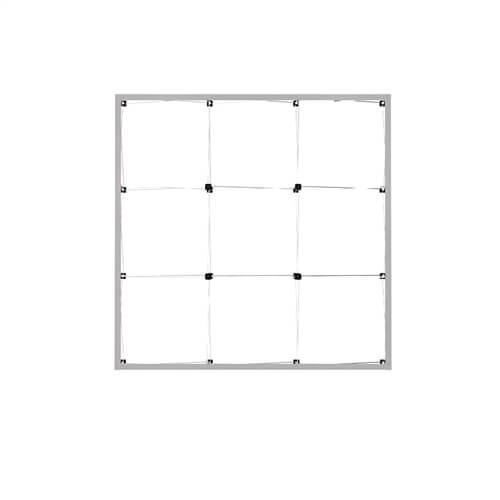 OneFabric 8ft (3x3) Flat Frame