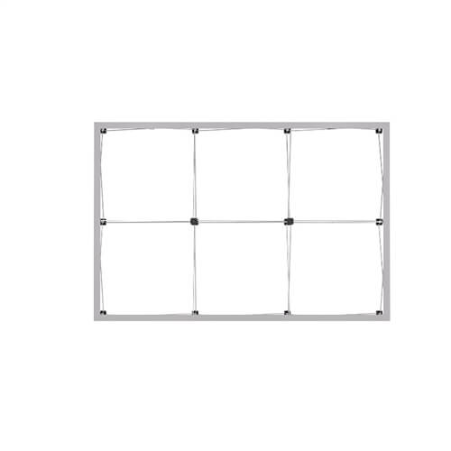 OneFabric 8ft Tabletop (3x2) Flat Frame