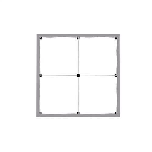 OneFabric 6ft Tabletop (2x2) Flat Frame