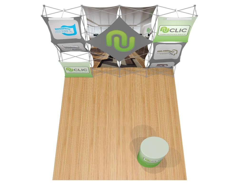 3D Snap 4x3 Kit 10.02