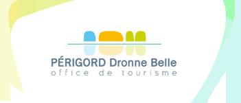 Logo Office Tourisme Dronne et Belle