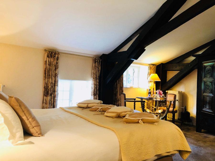 Comfort et charme de nos chambres