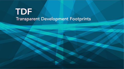 TDF — Transparent Development Footprints