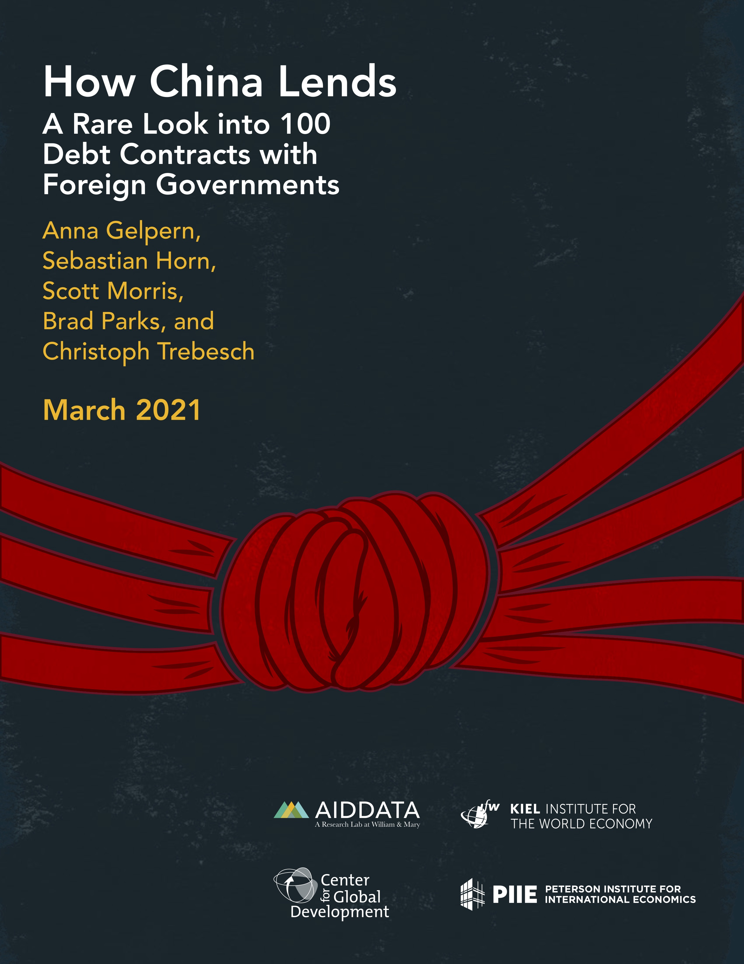 How China Lends: A Rare Look into 100 Debt Contracts with Foreign Governments