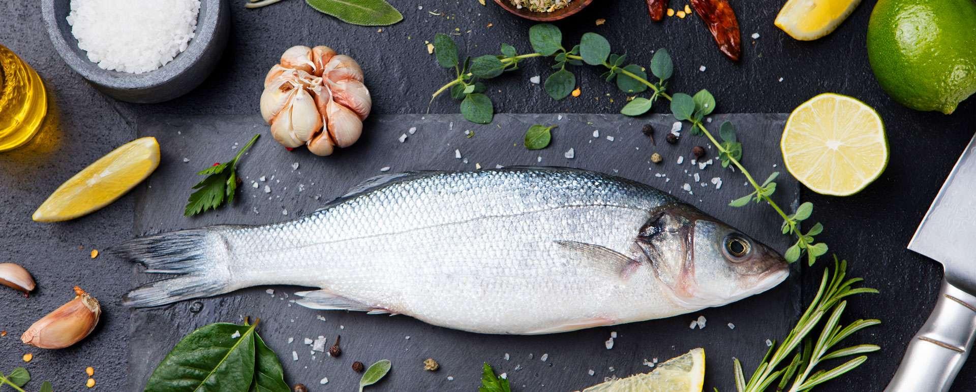 California Fish Grill Fresh Menu