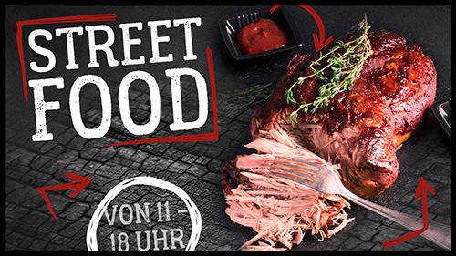 Digital Signage Content für eine Fleischerei