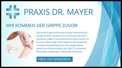 Digital Signage Content für Arztpraxen
