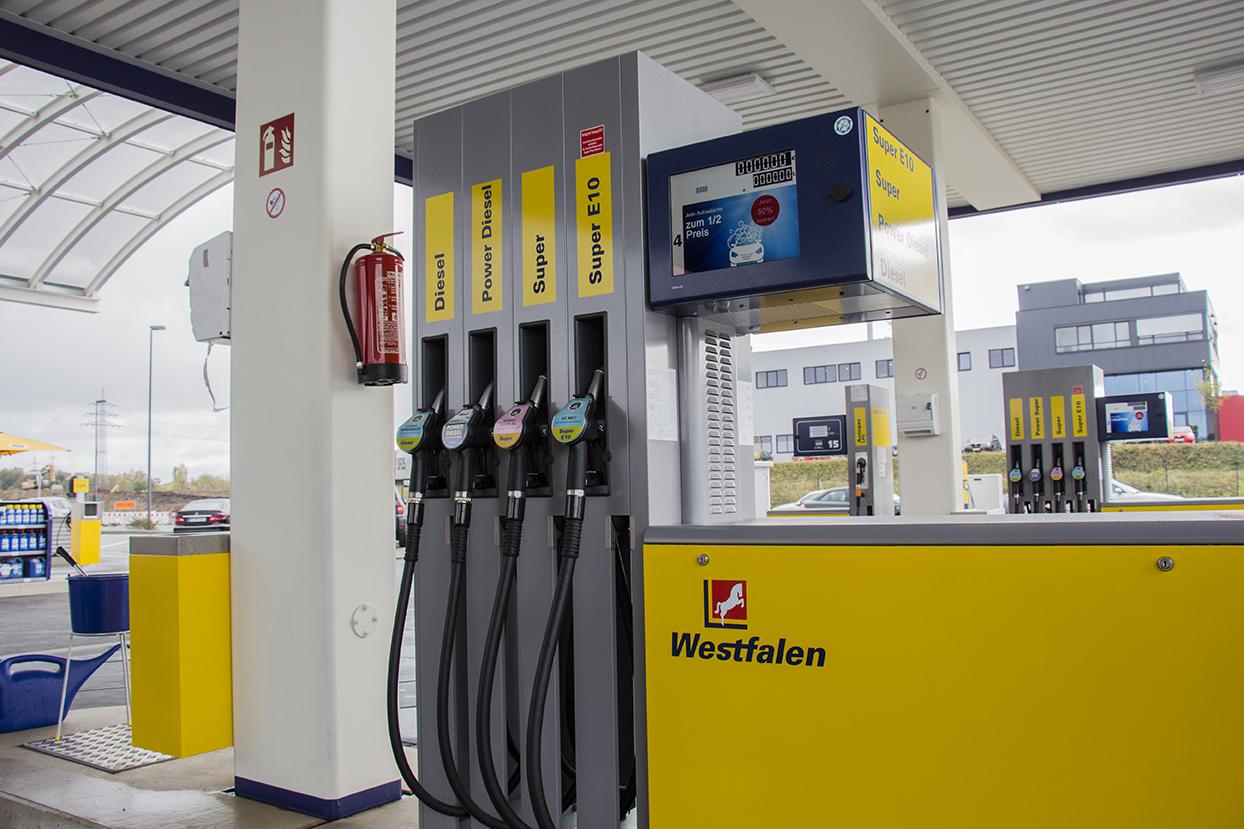Die klassische Tankstelle ist schon lange kein Ort mehr, an dem es nur um Benzin geht...