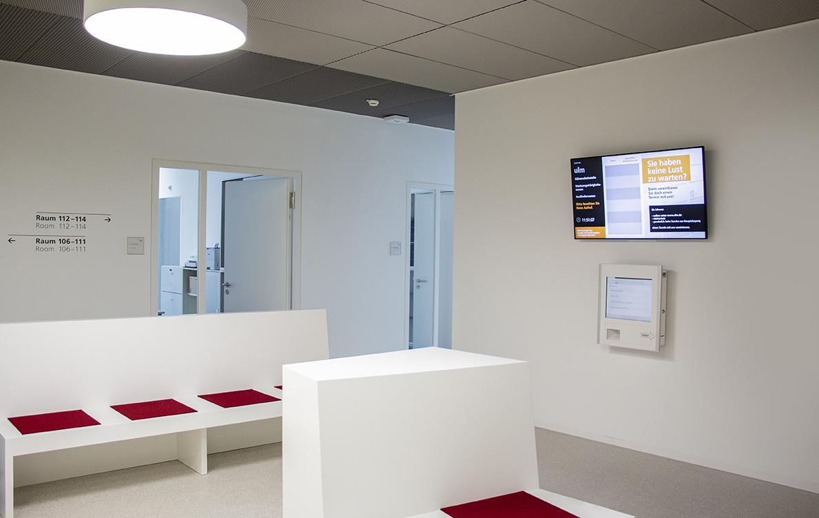 Ab sofort gibt es eine neue Anlaufstelle für die Bürgerinnen und Bürger Ulms: das Dienstleistungszentrum der städtischen Bürgerdienste.