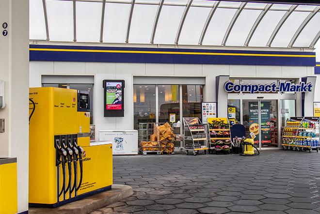 Die klassische Tankstelle ist schon lange kein Ort mehr, an dem es nur um Benzin geht. Dies wird deutlich, wenn man die Westfalen-Tankstelle in...