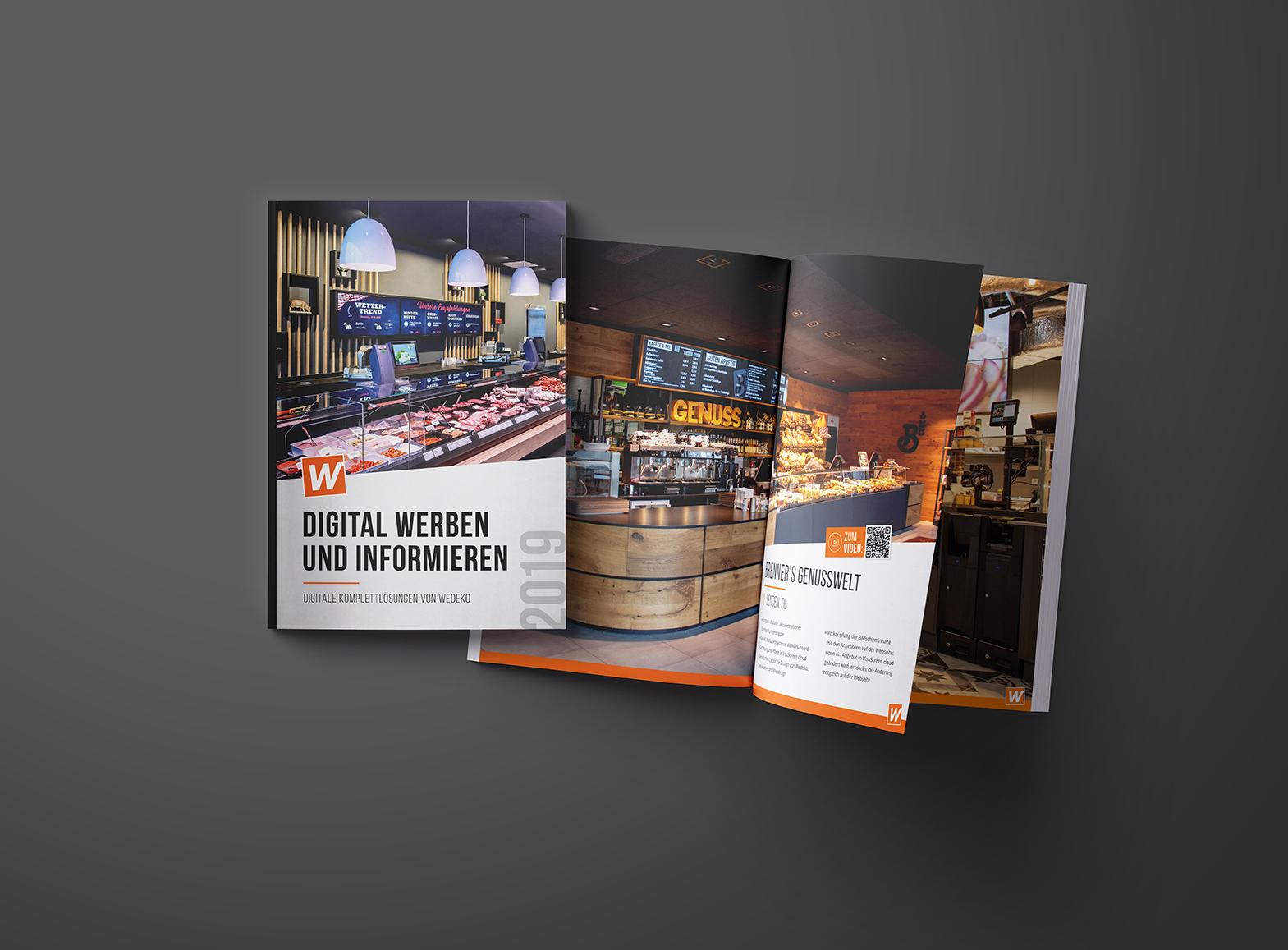 Unsere neue Broschüre mit aktuellen Einbaubeispielen ist da!