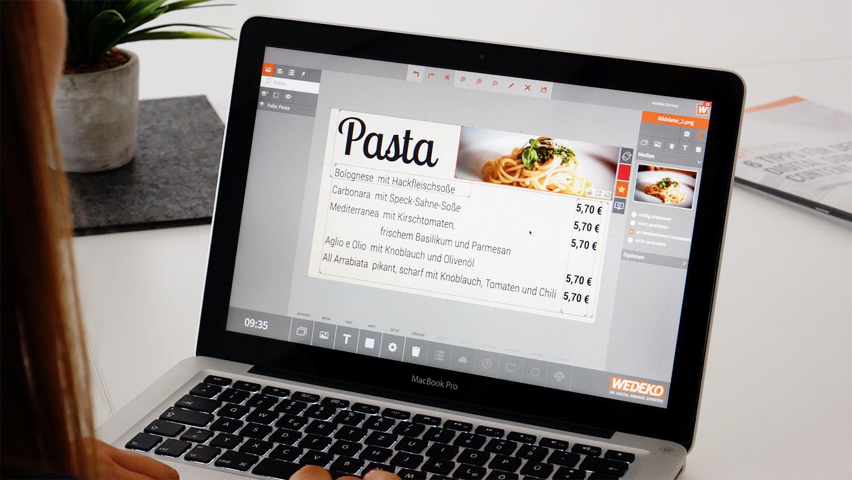 In unserem Tutorial zeigen wir Ihnen, wie Sie mit VisuScreen cloud eine Digital Signage Präsentation anlegen.