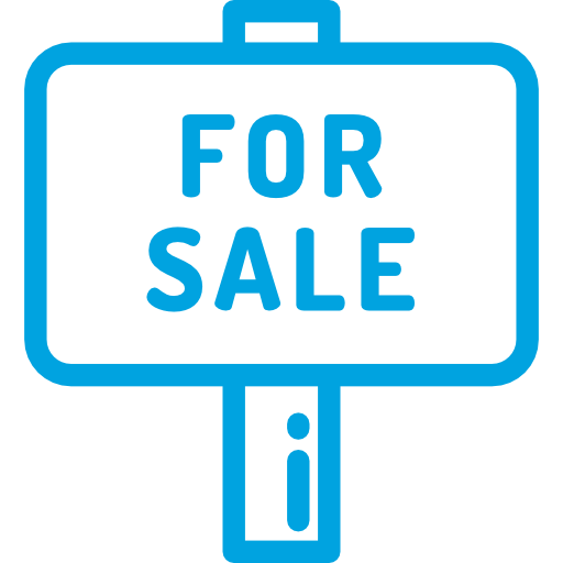 Yard For Sale Sign