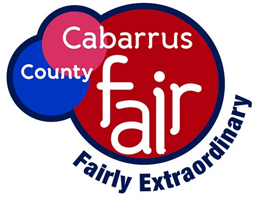 Cabarrus County Fair Logo