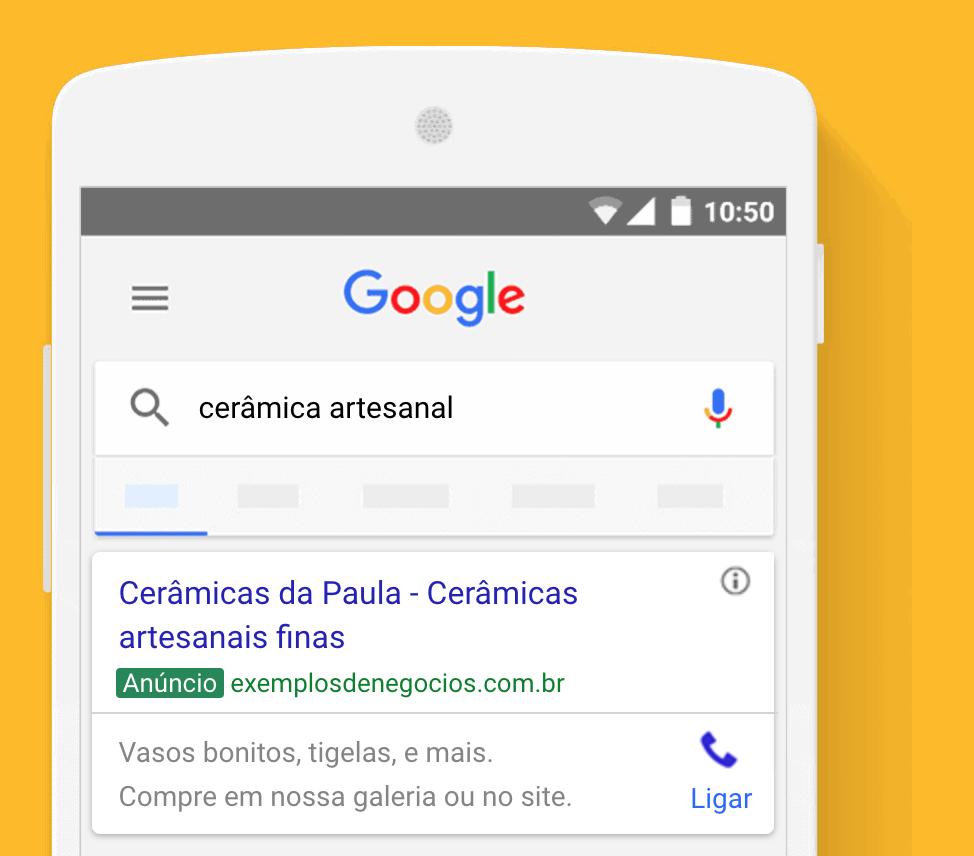 crie anúncios com ajuda do Google Ads e aumente suas vendas na internet. Saiba mais em https://academia360.eduzz.com