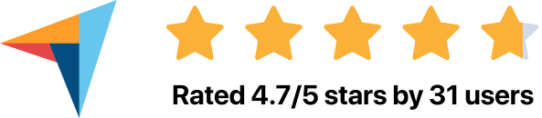Capterra reviews of Proof