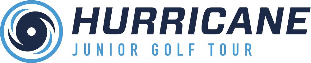 Hurricane Junior Golf Tour Logo