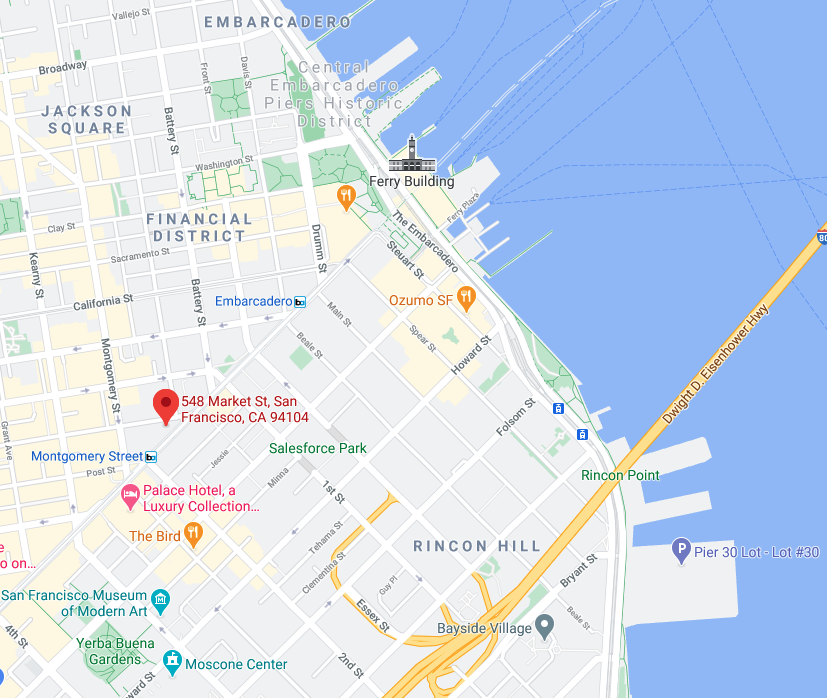 Intricately Headquarters on map