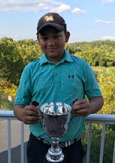 Northern Virgina Junior Shootout at Blue Ridge Shadows Golf Course