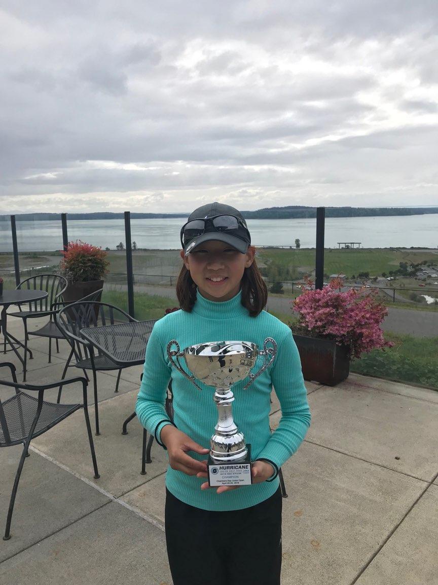 Chambers Bay Junior Open