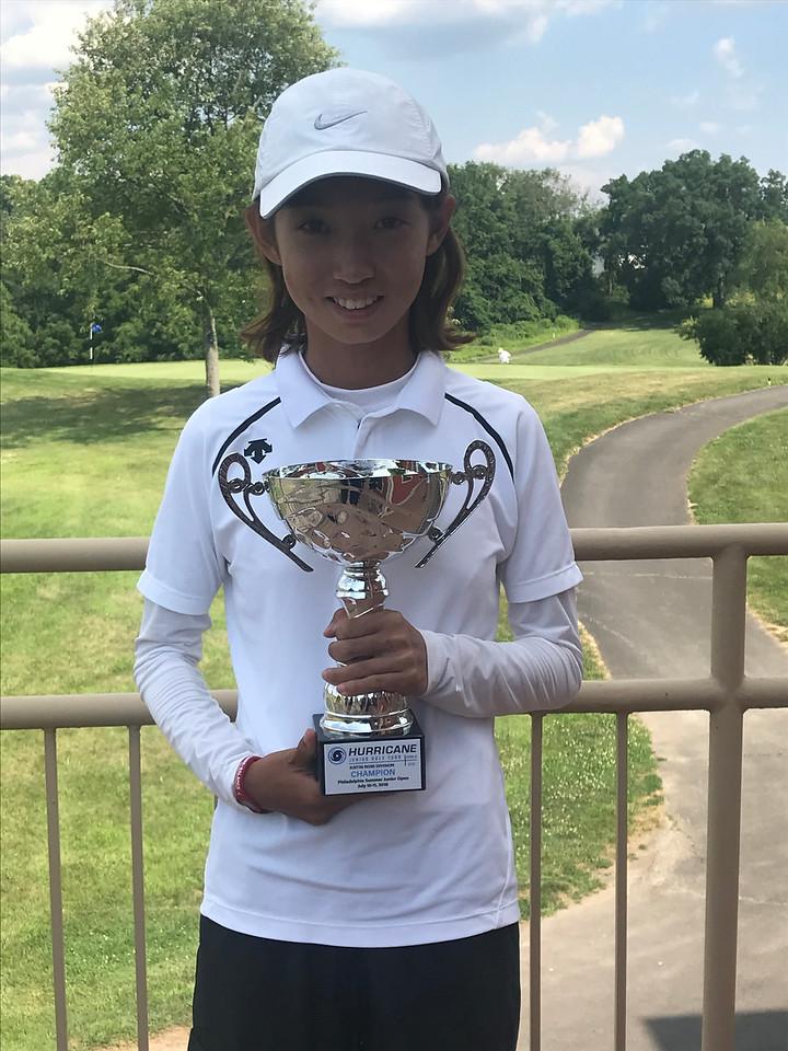 Philadelphia Summer Junior Open