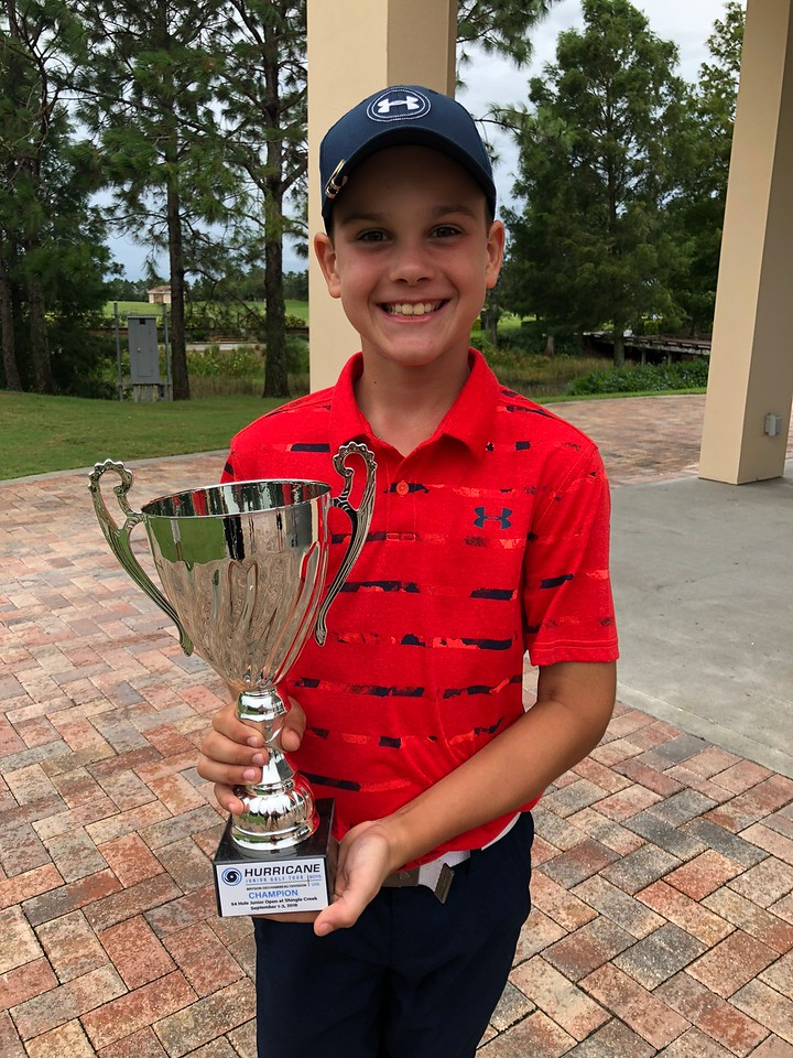 54 Junior Open at Shingle Creek