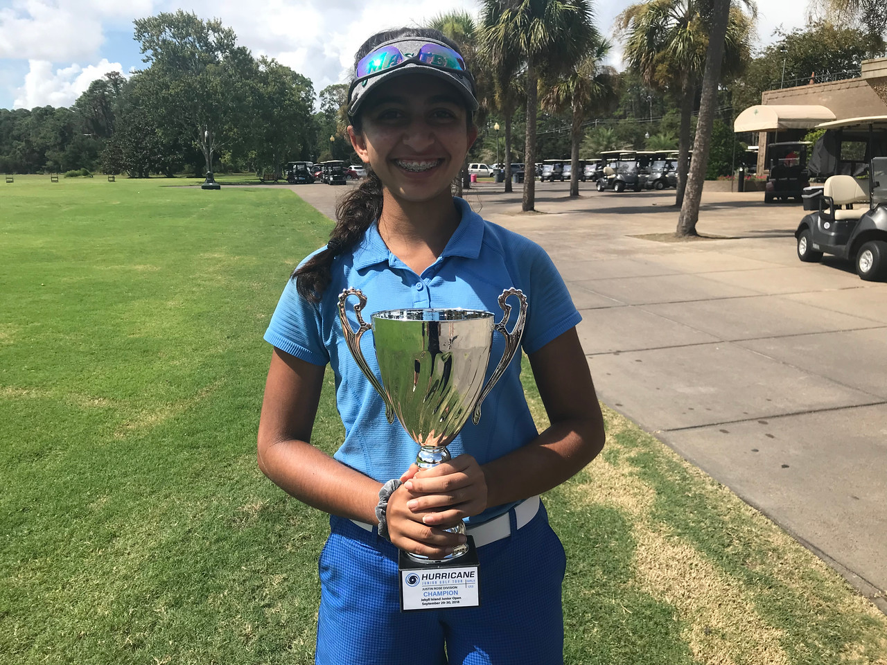 Jekyll Island Junior Open #2