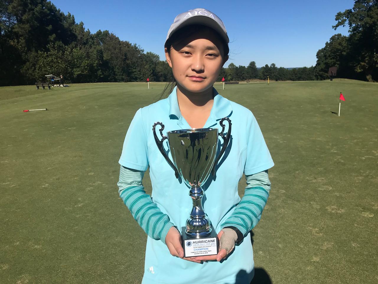 Legacy on Lanier Junior Open
