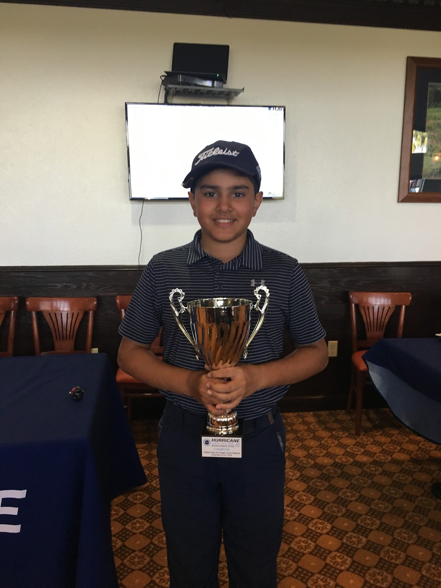 Holiday Junior Open at Orange County National