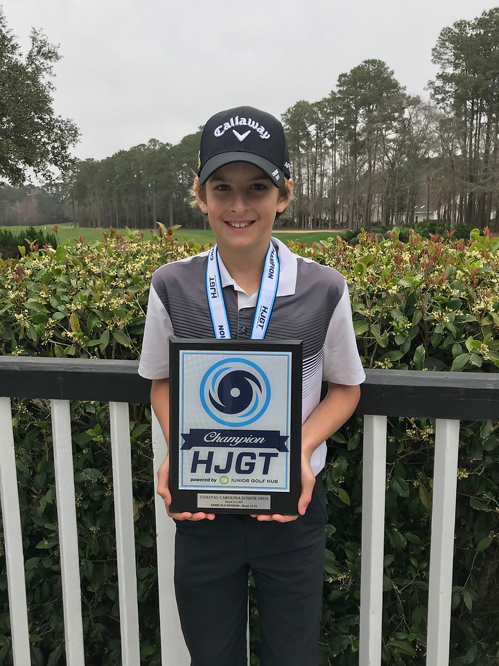 Coastal Carolina Junior Open